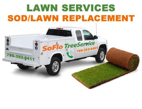 Lawn Service Company Doral